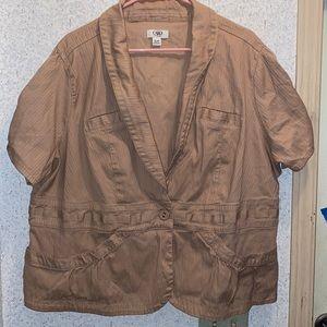 Cato dress jacket
